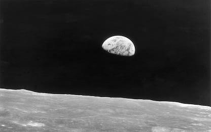 'Earthrise', il 50esimo anniversario della foto scattata nello spazio