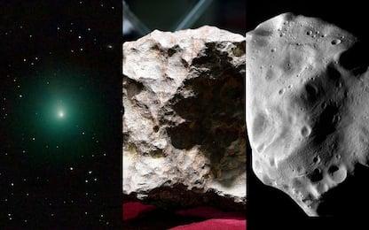 Scoperto del ghiaccio fossile di 4 miliardi di anni fa in un meteorite
