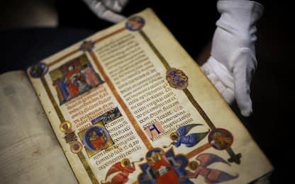 Manoscritti medioevali: non solo monaci, tra gli amanuensi anche donne