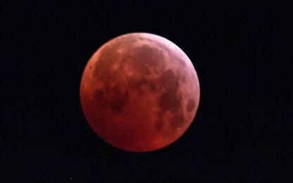 """""""Luna delle Fragole"""", il 5 giugno ecco l'eclissi parziale di penombra"""