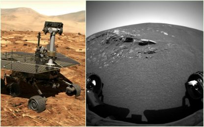 Marte, il rover Opportunity della Nasa ha smesso di funzionare