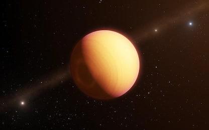 Osservato il primo pianeta gigante intorno ad una stella morente