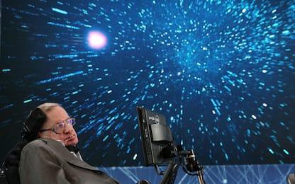 Stephen Hawking, la teoria dei buchi neri