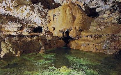 L'inquinamento umano può contaminare le grotte sotterranee