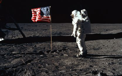 Sbarco sulla Luna, anche Google Earth celebra la missione di Apollo 11