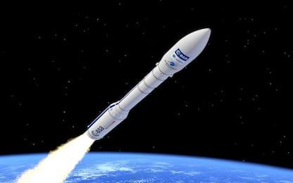 Fallito il lancio di Vega: ha cambiato rotta poco dopo il decollo