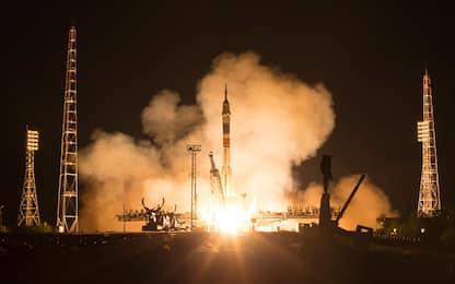 Luca Parmitano è entrato nella Stazione Spaziale. FOTO