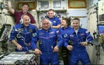 Missione Beyond, Luca Parmitano è entrato nella Stazione Spaziale