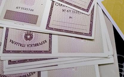 Bergamo, scoperta una stamperia abusiva di documenti falsi