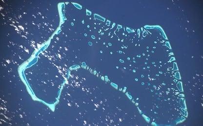 Parmitano, allarme dallo Spazio: le Maldive spariranno se non agiamo