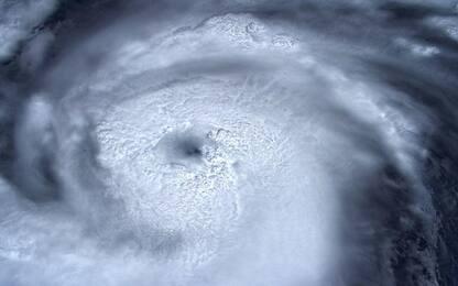 Luca Parmitano immortala l'uragano Dorian dallo spazio
