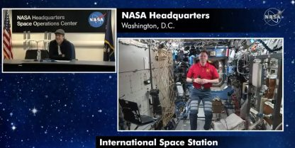 Brad Pitt studia da astronauta: collegamento con Stazione Spaziale