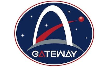 NASA, svelato il logo della stazione spaziale lunare