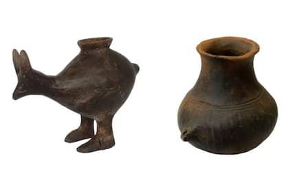 Scoperti i biberon preistorici: hanno 7000 anni e sono in terracotta
