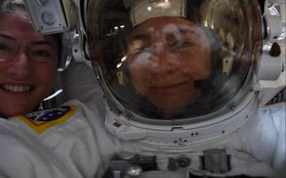 Oggi la prima passeggiata spaziale femminile: tutto quello che c'è da sapere
