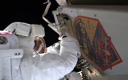 Iss, l'ultima passeggiata spaziale di Luca Parmitano