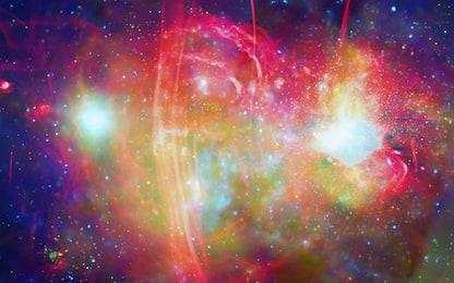 Scoperti due enormi buchi neri distanti tra loro 150 miliardi di Km