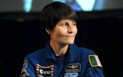 Samantha Cristoforetti, addio a sorpresa all'Aeronautica militare