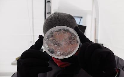 Nel ghiaccio marino artico 120.000 anni di storia