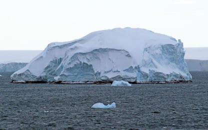 Antartide, scoperta una nuova isola finora assente sulle mappe