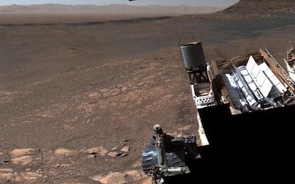 Marte, il nuovo rover della Nasa ha un nome ufficiale: Perseverance