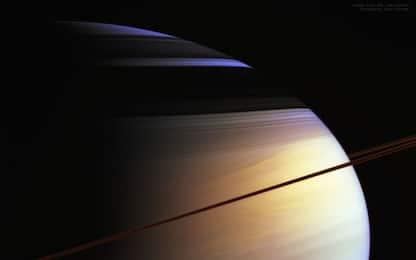 Nasa, i colori di Saturno nella foto astronomica del giorno