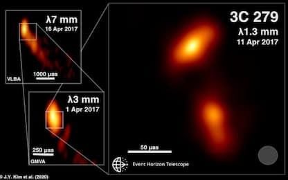 Fotografato uno dei fenomeni più potenti del cosmo