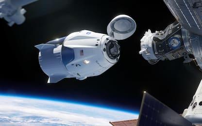Nasa, la capsula Crew Dragon verrà lanciata il 27 maggio