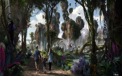 Ottenute delle piante bioluminescenti simili a quelle del film Avatar