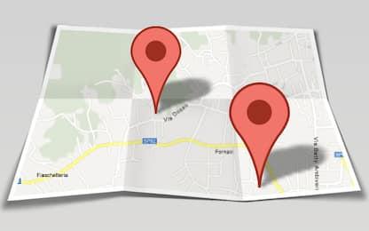 Google Maps si aggiorna: in evidenza i locali con consegna a domicilio