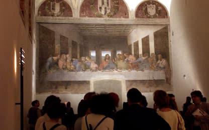 Milano, Cenacolo: dieci disegni di Leonardo esposti nel Refettorio