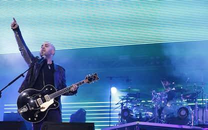 """Negramaro, la """"poesia rock"""" in scena a San Siro"""
