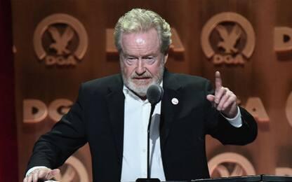 Ridley Scott girerà un film in Italia sul sequestro Getty