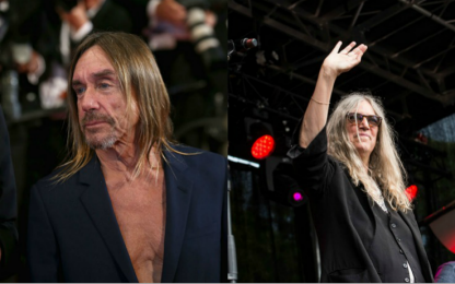 Patti Smith e Iggy Pop nel nuovo film di Terrence Malick