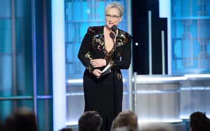 Golden Globe, attrici in nero contro molestie e disparità di genere