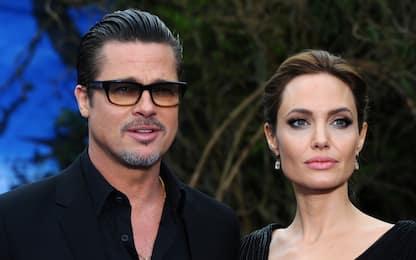 Brad Pitt e Angelina Jolie: raggiunto accordo privato per il divorzio