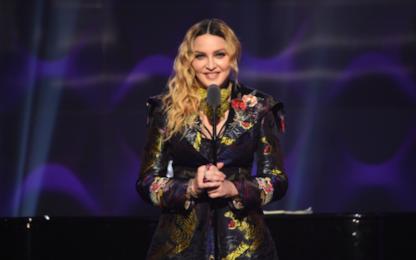 """Madonna spiega il suo discorso contro Trump: """"Non sono una persona violenta"""""""