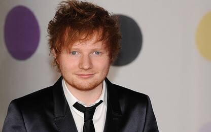 Partirà dall'Italia il tour mondiale di Ed Sheeran