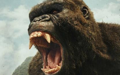 """Kong: Skull Island"", online il nuovo trailer"