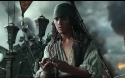 """""""Pirati dei Caraibi - La vendetta di Salazar"""", ecco il nuovo trailer"""