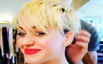 Katy Perry, cambio di look dopo la rottura con Orlando Bloom