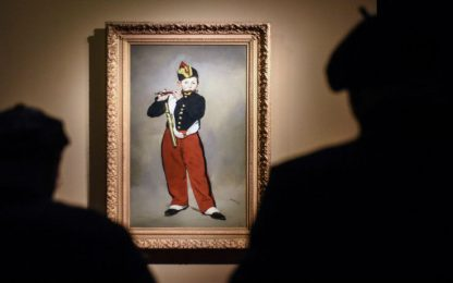 Manet in mostra a Milano