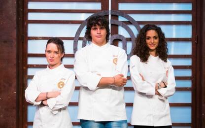 MasterChef 6: la finale con Cristina, Gloria e Valerio