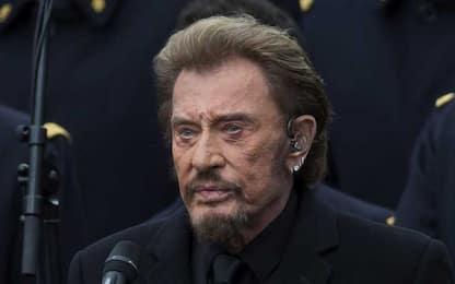 """Johnny Hallyday conferma: """"Ho un cancro"""""""