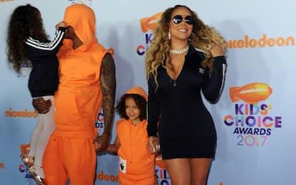 Il look della famiglia Carey-Cannon