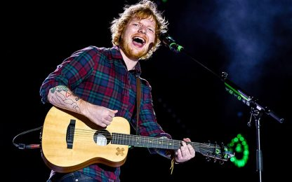 """Per Ed Sheeran un ruolo in """"Game of thrones"""""""