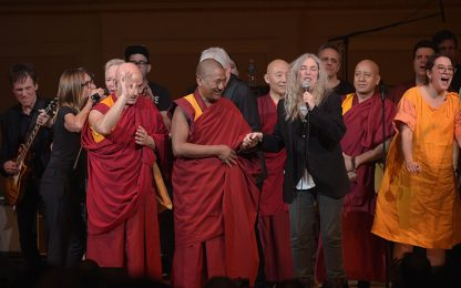 I grandi del rock per il Tibet