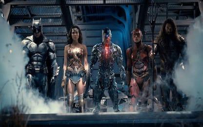 """""""Justice League"""": arriva il film sui supereroi della Detective Comics"""