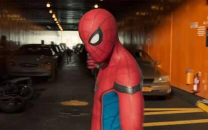 Cinema, ecco il nuovo trailer di Spider-Man: Homecoming