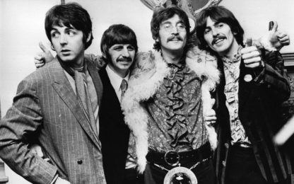 "Beatles, all'asta il manoscritto originale di ""Hey Jude"""